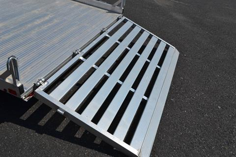 2020 Carry-On Trailers 6.5x12 AGA Aluminum Utility Trailer 2K in Harrisburg, Pennsylvania - Photo 11
