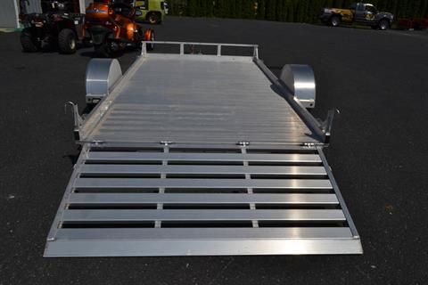 2020 Carry-On Trailers 6.5x12 AGA Aluminum Utility Trailer 2K in Harrisburg, Pennsylvania - Photo 12