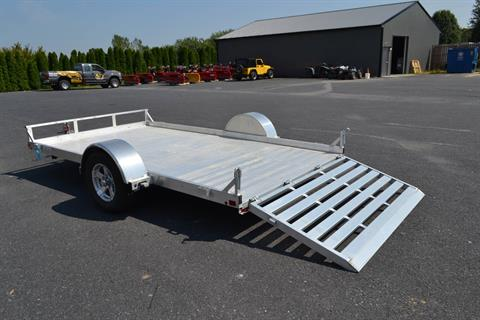 2020 Carry-On Trailers 6.5x12 AGA Aluminum Utility Trailer 2K in Harrisburg, Pennsylvania - Photo 13