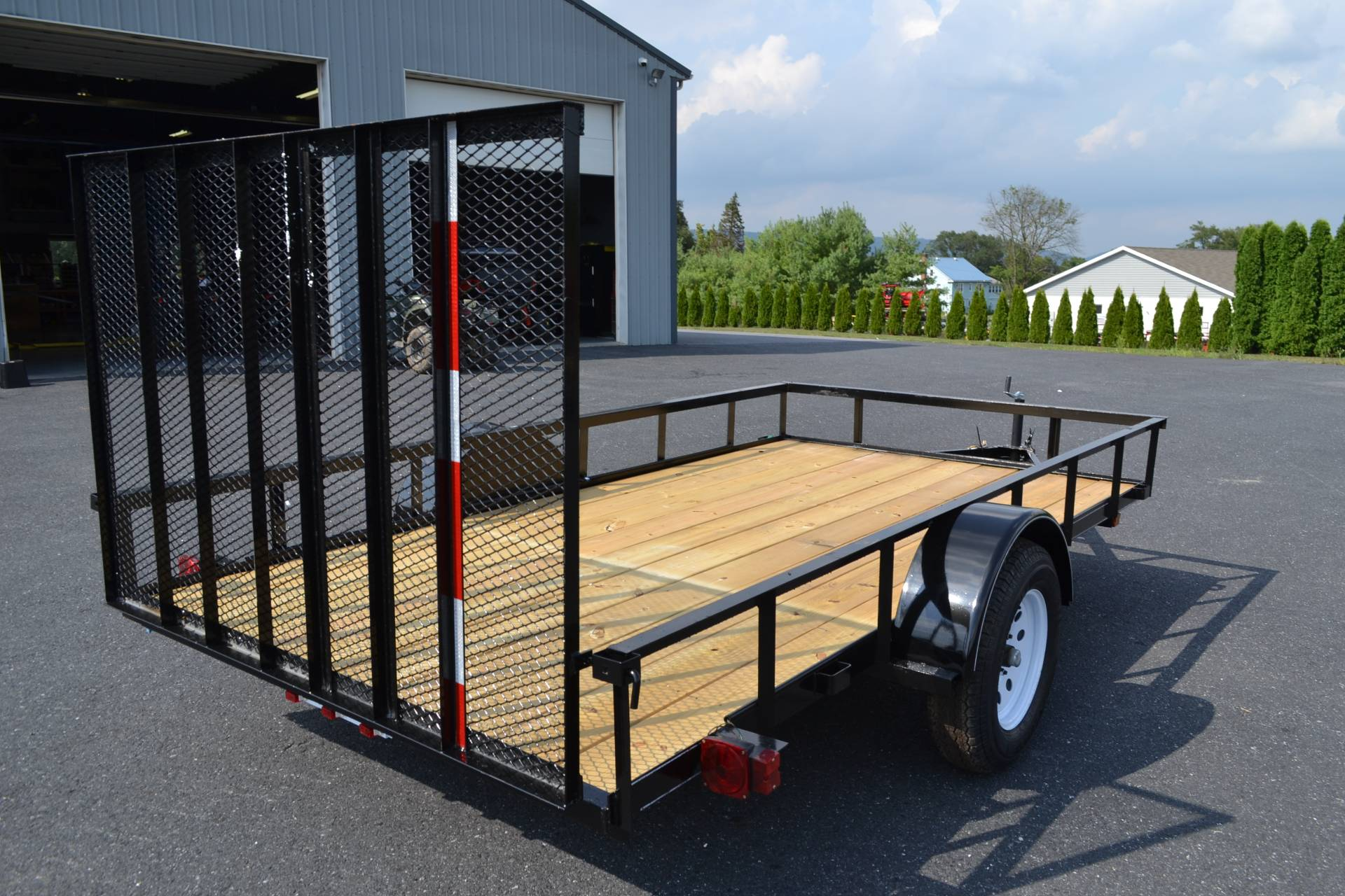 2021 Carry-On Trailers 7x12 Utility Trailer 3K in Harrisburg, Pennsylvania - Photo 6