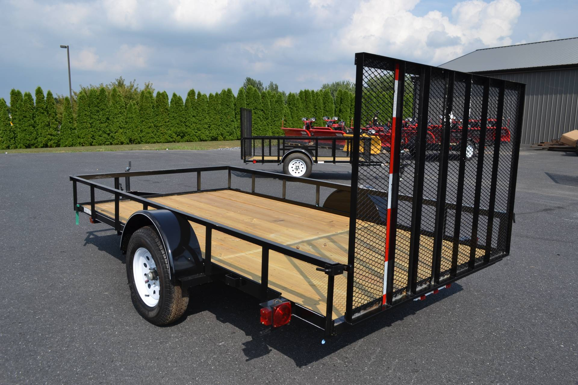 2021 Carry-On Trailers 7x12 Utility Trailer 3K in Harrisburg, Pennsylvania - Photo 7