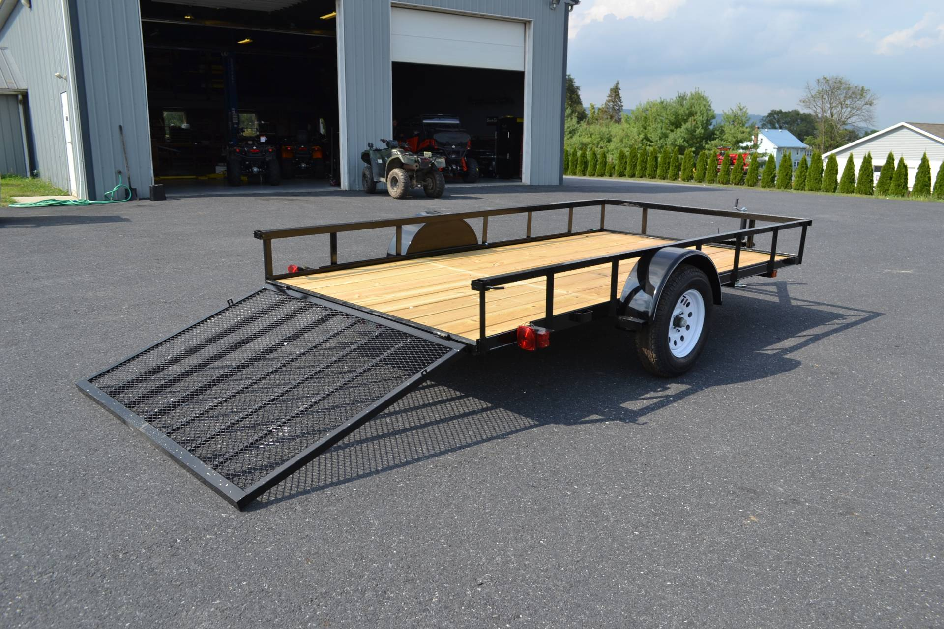 2021 Carry-On Trailers 7x12 Utility Trailer 3K in Harrisburg, Pennsylvania - Photo 9