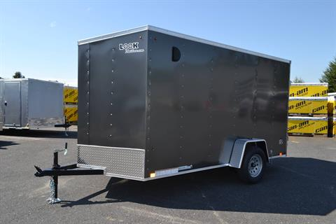 2021 Look Trailers 6X12 STDLX Cargo Trailer Double Door +6 in Harrisburg, Pennsylvania - Photo 1