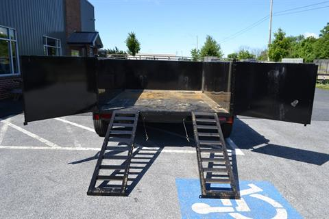 2021 Diamond C 12X82 LPD Dump Trailer 32HS HDV in Harrisburg, Pennsylvania - Photo 14