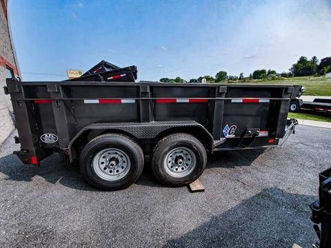 2021 Diamond C 12X82 LPD Dump Trailer 32HS HDV in Harrisburg, Pennsylvania - Photo 5