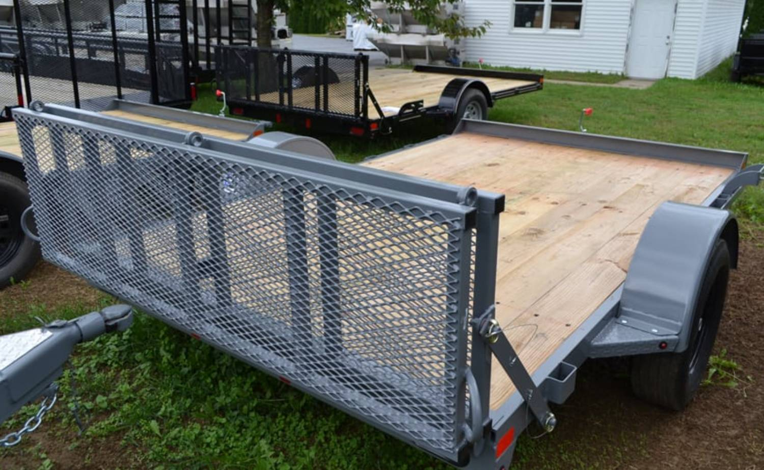 2019 Diamond C 10X77 33UVT ATV Utility Trailer in Harrisburg, Pennsylvania - Photo 3