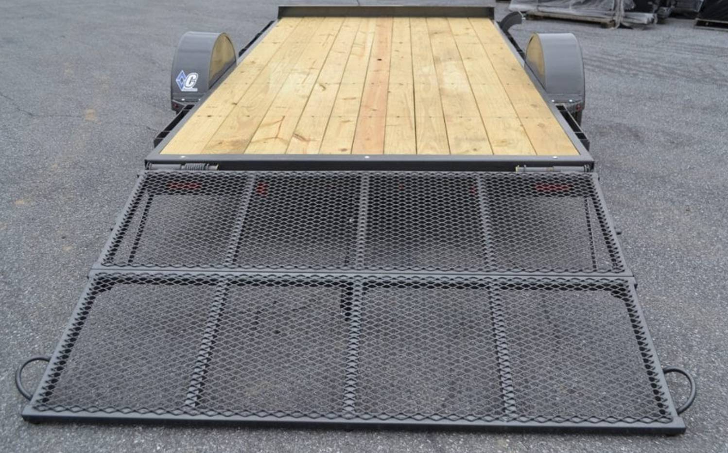 2019 Diamond C 10X77 33UVT ATV Utility Trailer in Harrisburg, Pennsylvania - Photo 4