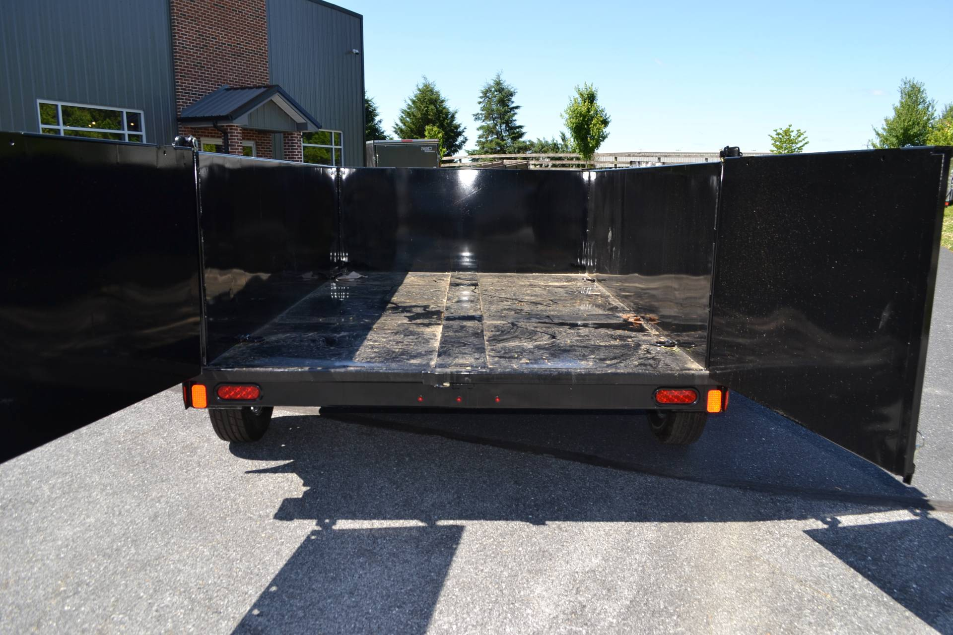 2019 Diamond C 10X77 EDG Dump Trailer - 32HS in Harrisburg, Pennsylvania - Photo 8