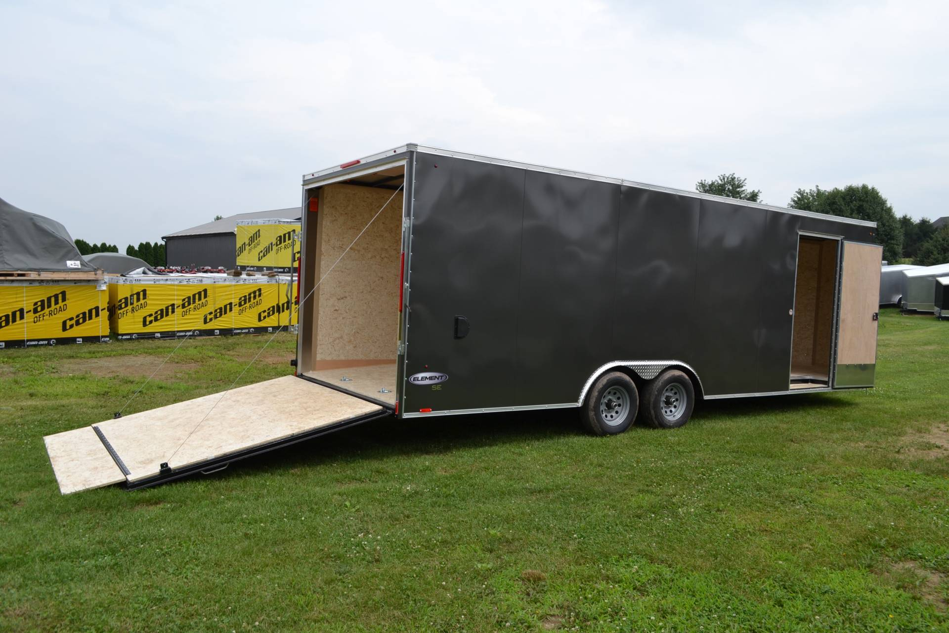 2020 Look Trailers 8.5X24 EWLC Cargo Trailer Ramp ET-10K in Harrisburg, Pennsylvania - Photo 5