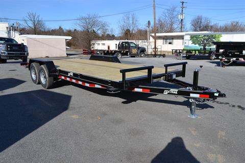 2021 Fox Trail 82x20 CF Series Car Hauler 10K in Harrisburg, Pennsylvania - Photo 3