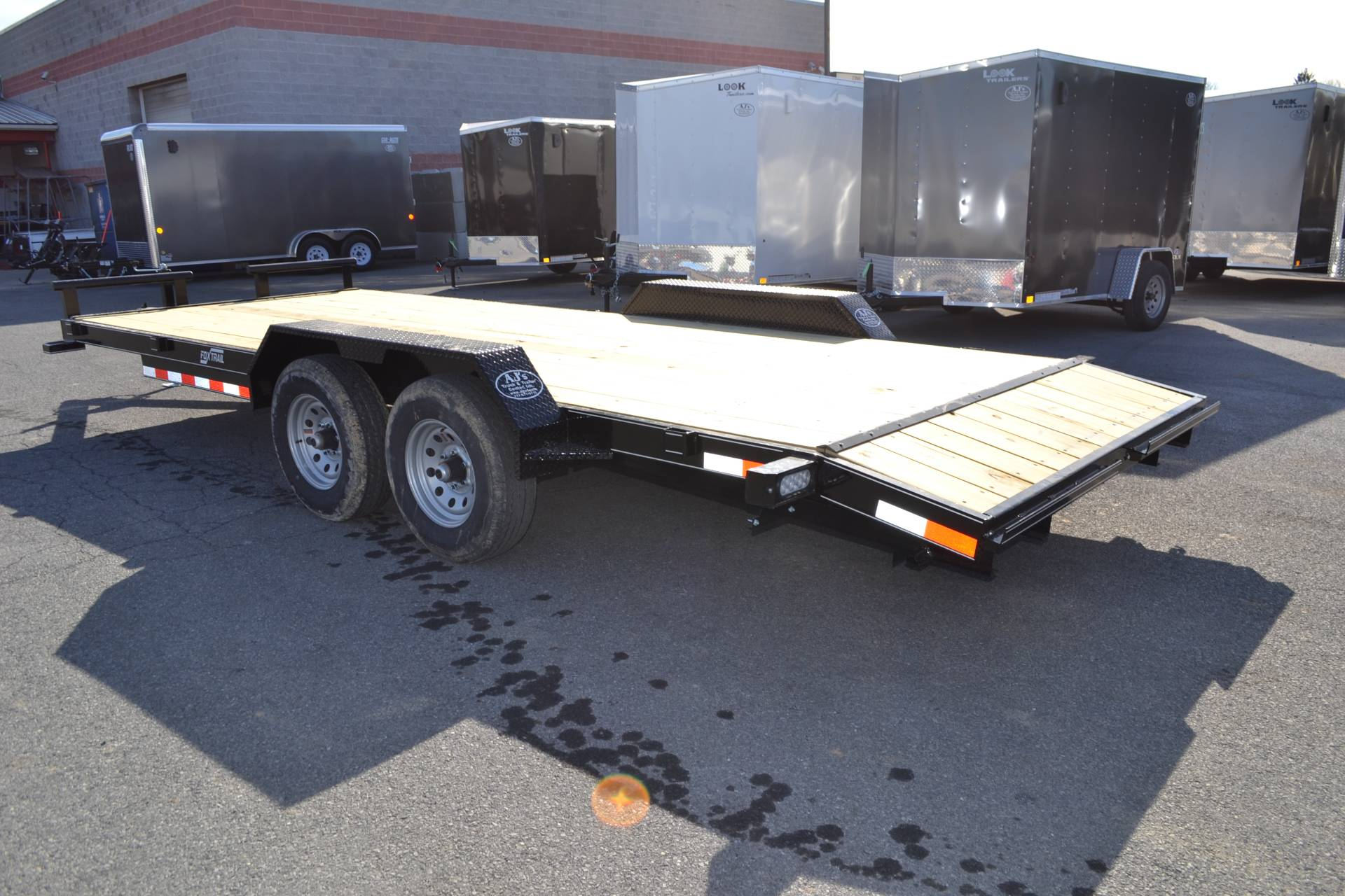2021 Fox Trail 82x20 CF Series Car Hauler 10K in Harrisburg, Pennsylvania - Photo 11