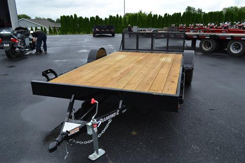 2019 Diamond C 14X83 UVT ATV Trailer 3K in Harrisburg, Pennsylvania - Photo 1