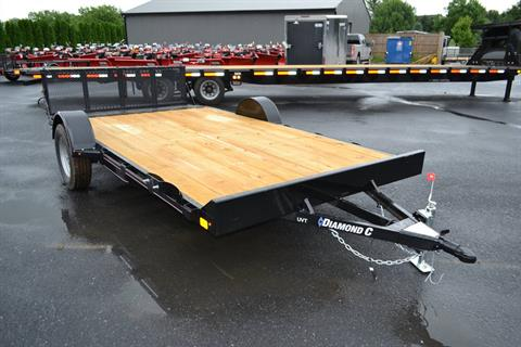2019 Diamond C 14X83 UVT ATV Trailer 3K in Harrisburg, Pennsylvania - Photo 3