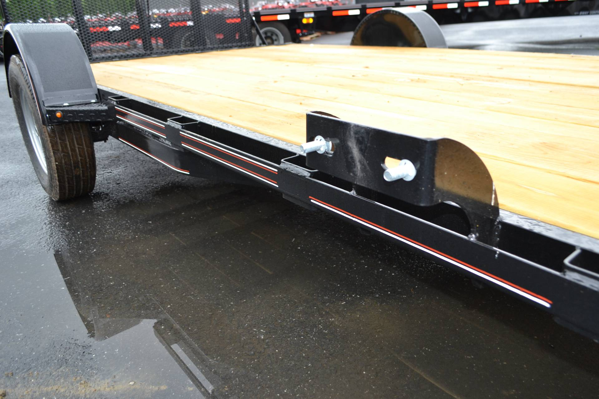2019 Diamond C 14X83 UVT ATV Trailer 3K in Harrisburg, Pennsylvania - Photo 4