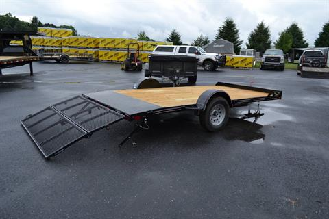 2019 Diamond C 14X83 UVT ATV Trailer 3K in Harrisburg, Pennsylvania - Photo 10
