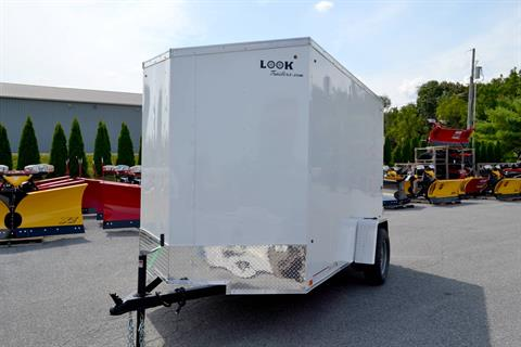 2021 Look Trailers 6X10 STDLX Cargo Trailer Ramp +6 in Harrisburg, Pennsylvania - Photo 2
