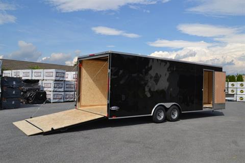 2021 Look Trailers 8.5X20 EWLC Cargo Trailer Ramp ET-10K+6 in Harrisburg, Pennsylvania - Photo 7