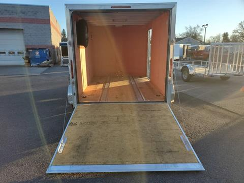 2016 USED UNITS Used Worthington 7x12 Aluminum Cargo Trailer in Harrisburg, Pennsylvania - Photo 4