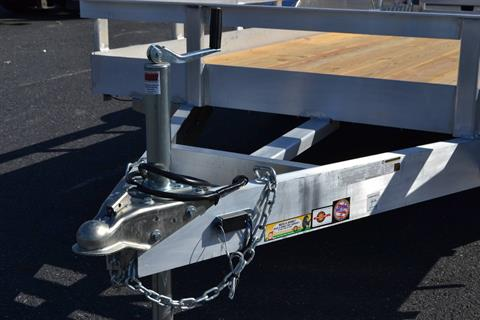 2021 Carry-On Trailers 6x16 AGW Aluminum Utility Trailer 7K in Harrisburg, Pennsylvania - Photo 2
