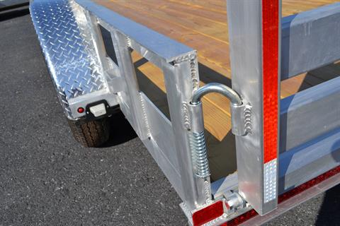 2021 Carry-On Trailers 6x16 AGW Aluminum Utility Trailer 7K in Harrisburg, Pennsylvania - Photo 6