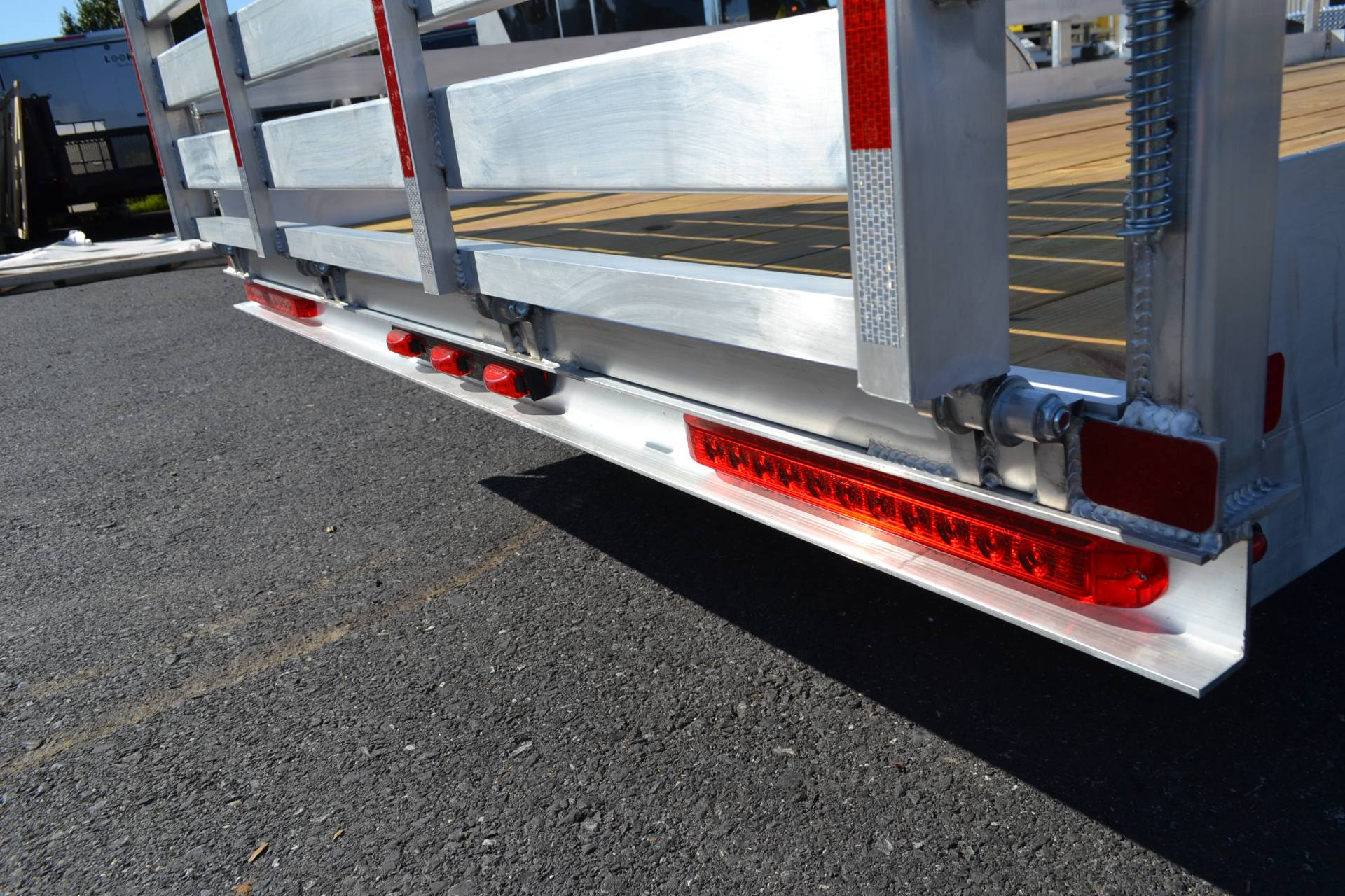 2021 Carry-On Trailers 6x16 AGW Aluminum Utility Trailer 7K in Harrisburg, Pennsylvania - Photo 9