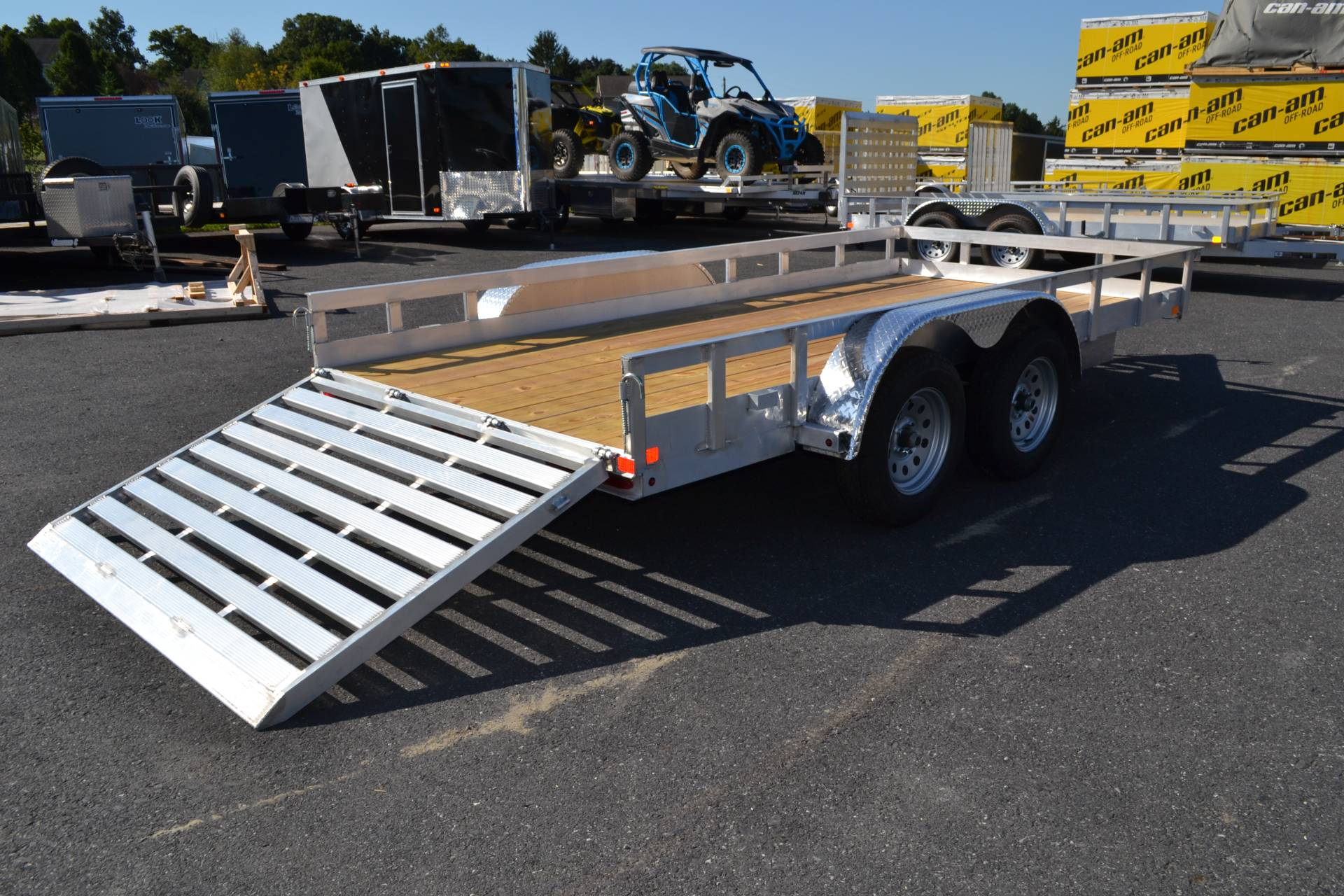 2021 Carry-On Trailers 6x16 AGW Aluminum Utility Trailer 7K in Harrisburg, Pennsylvania - Photo 12