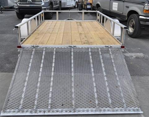 2021 Carry-On Trailers 6x10 AGW Aluminum Utility Trailer in Harrisburg, Pennsylvania - Photo 3