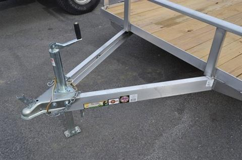 2021 Carry-On Trailers 6x10 AGW Aluminum Utility Trailer in Harrisburg, Pennsylvania - Photo 5