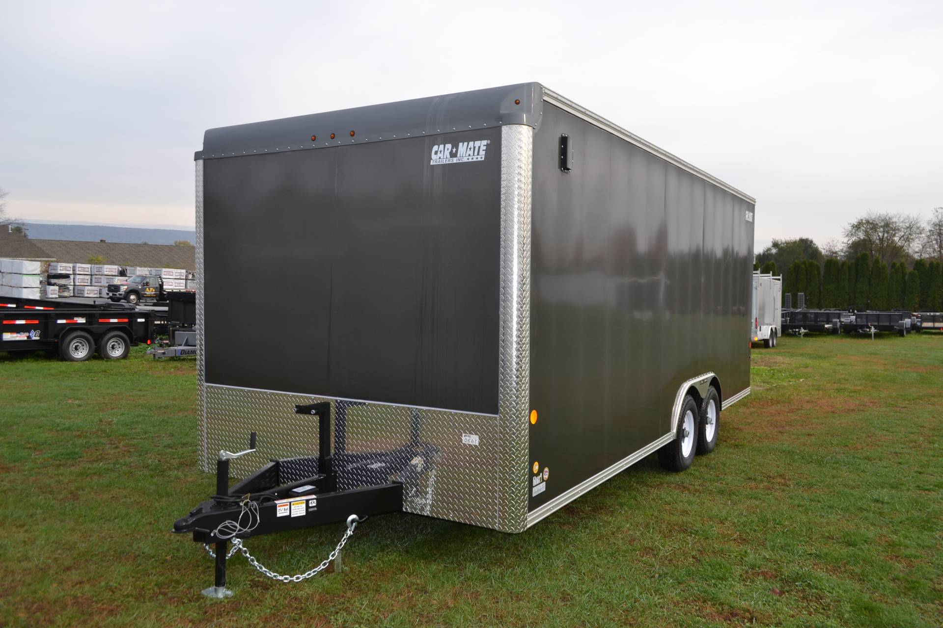 2020 Car Mate Trailers 8X20 Custom Car Hauler 10K+6 in Harrisburg, Pennsylvania - Photo 1