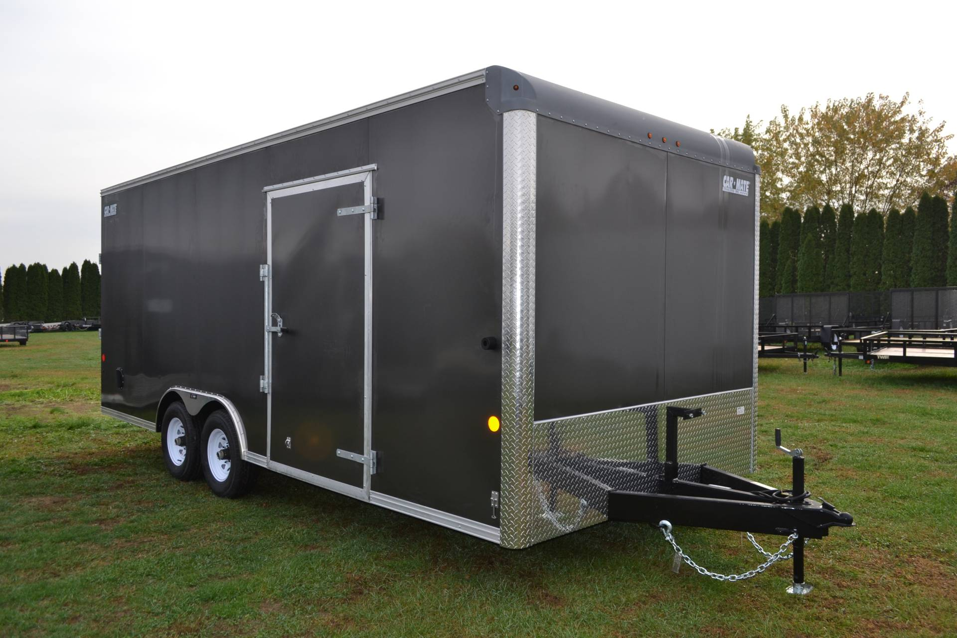 2020 Car Mate Trailers 8X20 Custom Car Hauler 10K+6 in Harrisburg, Pennsylvania - Photo 3