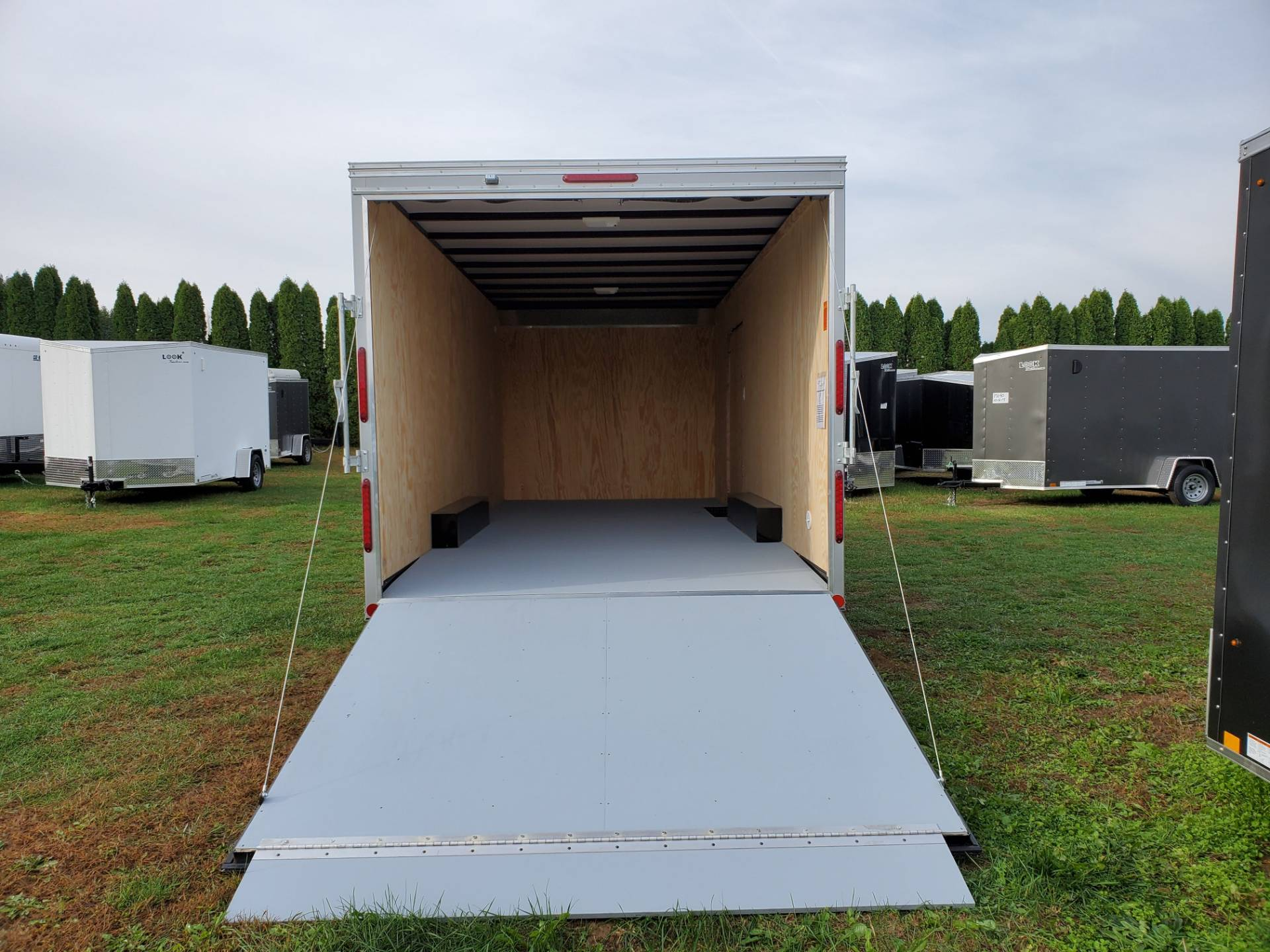 2020 Car Mate Trailers 8X20 Custom Car Hauler 10K+6 in Harrisburg, Pennsylvania - Photo 9