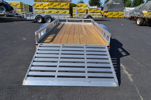 2020 Carry-On Trailers 6x14 AGW Aluminum Utility Trailer 7K in Harrisburg, Pennsylvania - Photo 11