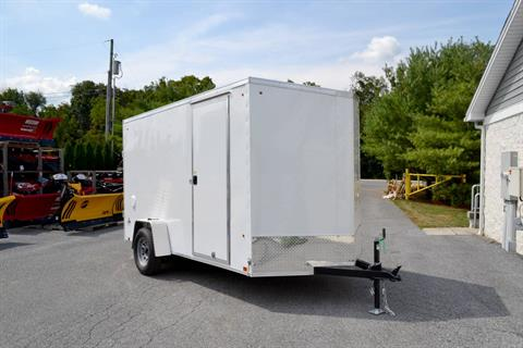 2021 Look Trailers 6X12 STDLX Cargo Trailer Ramp +6 in Harrisburg, Pennsylvania - Photo 1