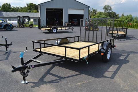 2020 Carry-On Trailers 6x10 Utility Trailer 3K in Harrisburg, Pennsylvania - Photo 1