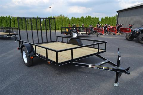 2020 Carry-On Trailers 6x10 Utility Trailer 3K in Harrisburg, Pennsylvania - Photo 3