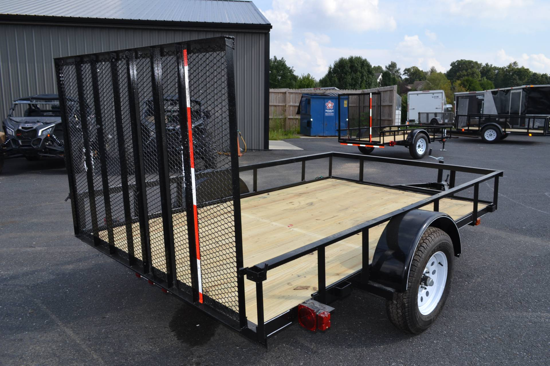 2020 Carry-On Trailers 6x10 Utility Trailer 3K in Harrisburg, Pennsylvania - Photo 6
