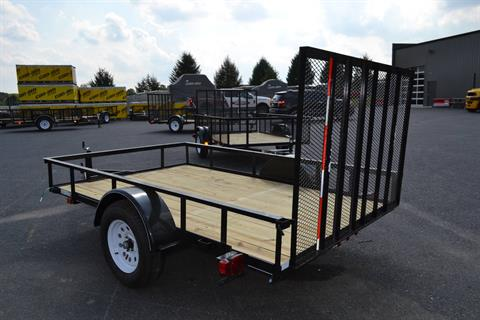 2020 Carry-On Trailers 6x10 Utility Trailer 3K in Harrisburg, Pennsylvania - Photo 7