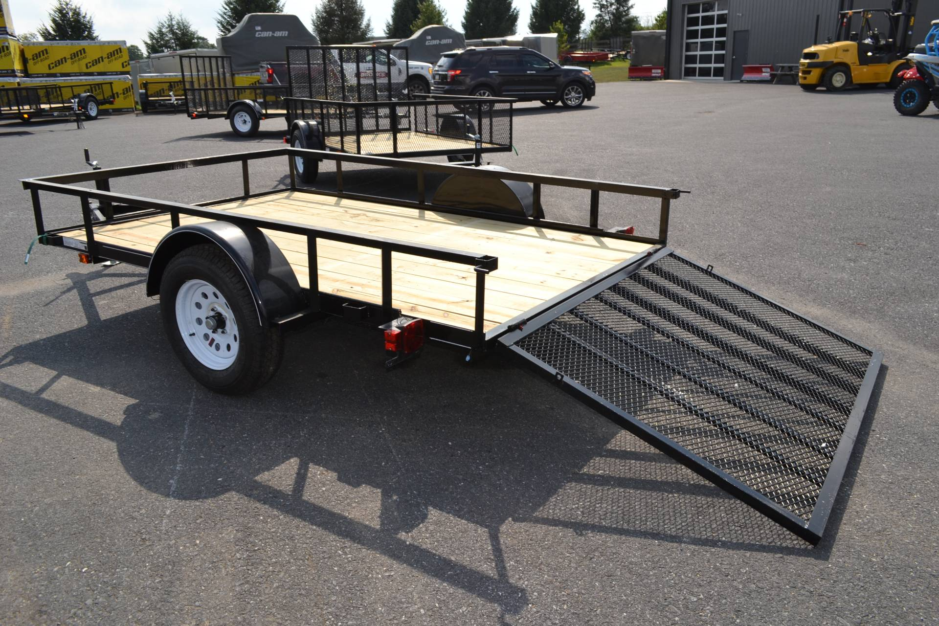 2020 Carry-On Trailers 6x10 Utility Trailer 3K in Harrisburg, Pennsylvania - Photo 9