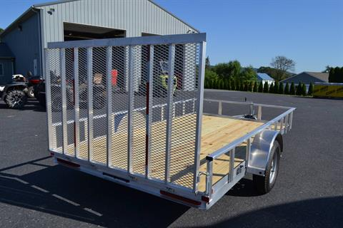 2020 Carry-On Trailers 7x12 AGW Aluminum Utility Trailer in Harrisburg, Pennsylvania - Photo 2