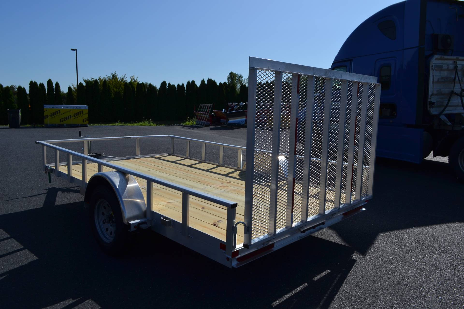 2020 Carry-On Trailers 7x12 AGW Aluminum Utility Trailer in Harrisburg, Pennsylvania - Photo 6