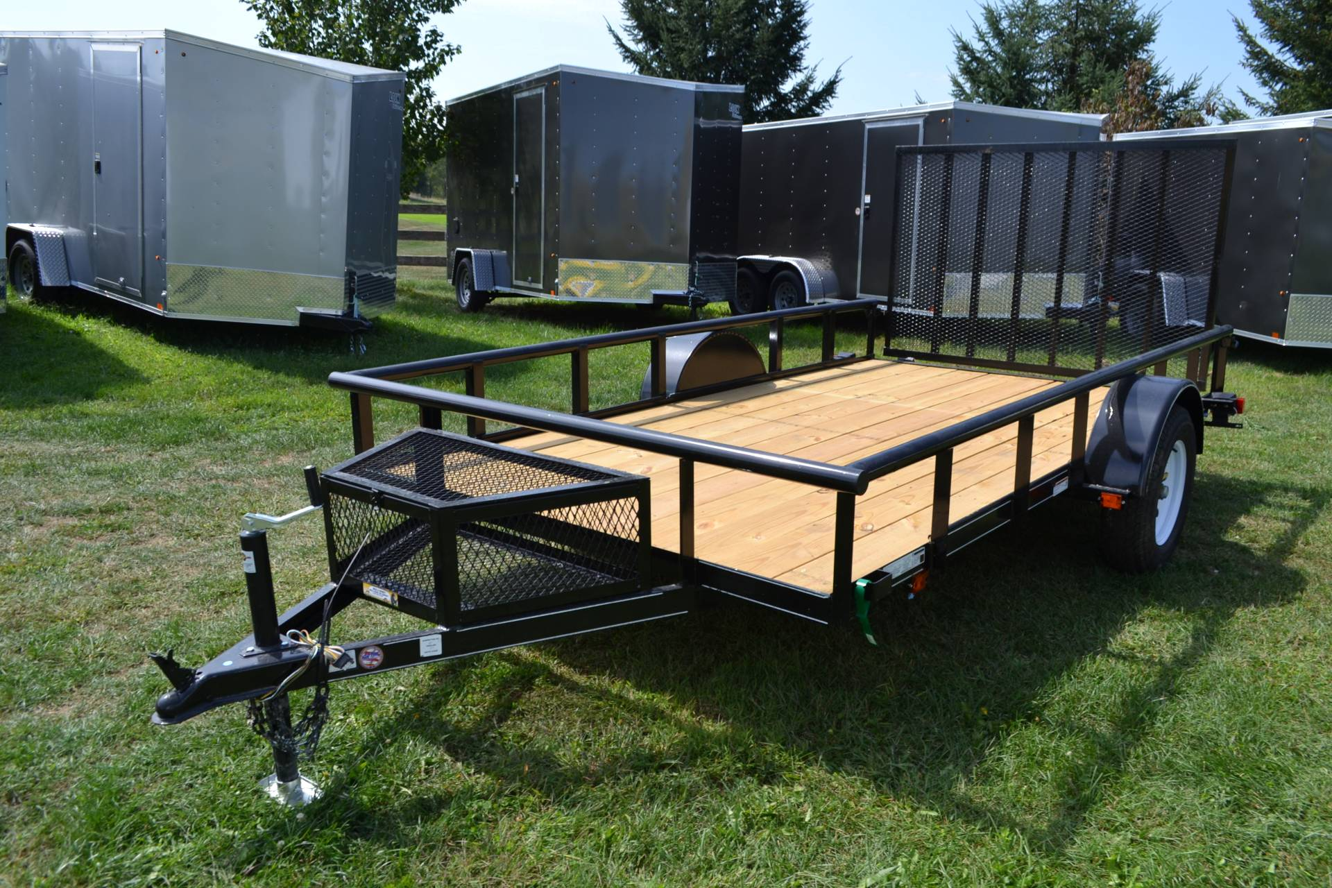 2020 Carry-On Trailers 6x12 Utility Trailer PT 3K in Harrisburg, Pennsylvania - Photo 1
