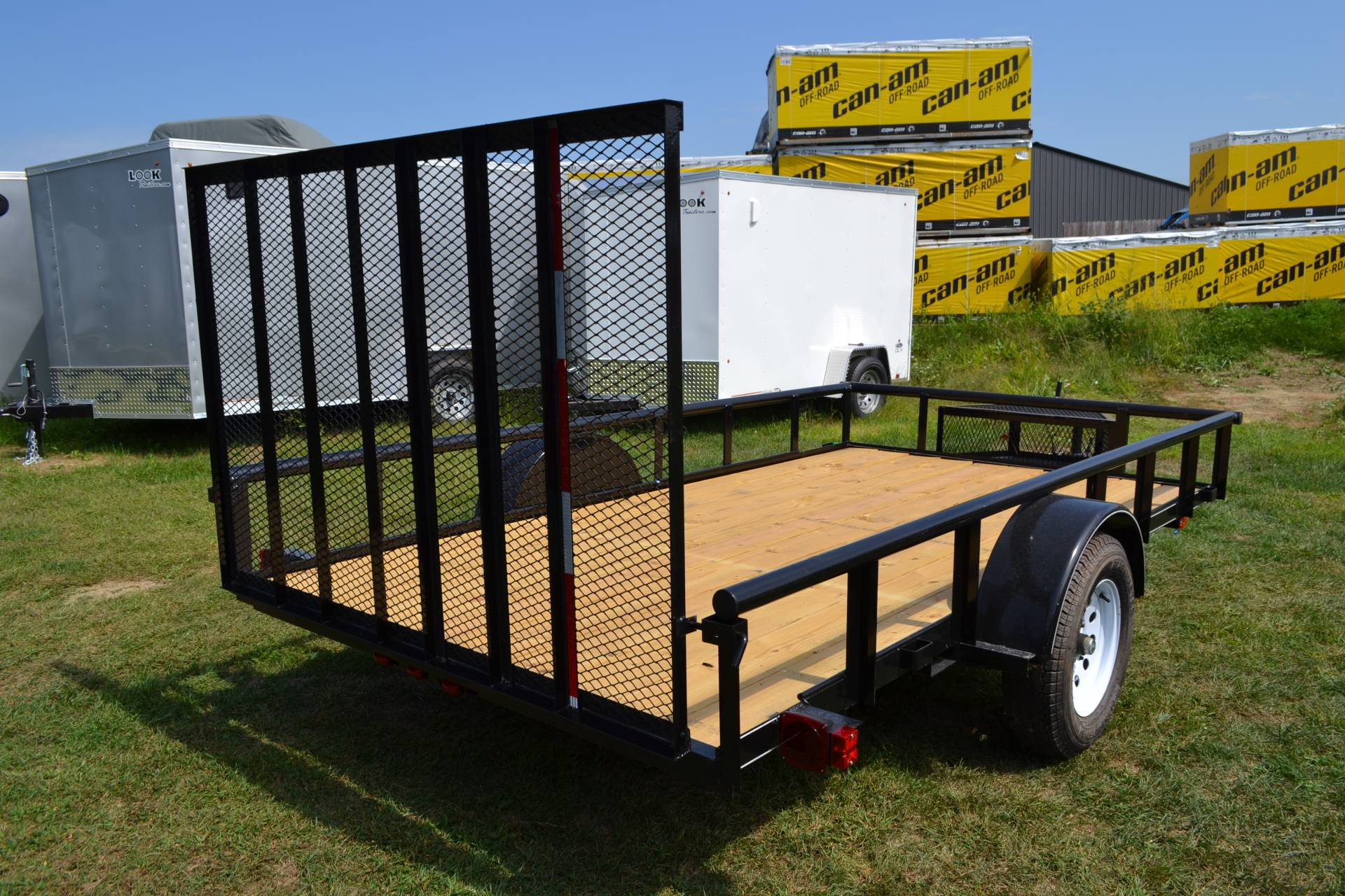 2020 Carry-On Trailers 6x12 Utility Trailer PT 3K in Harrisburg, Pennsylvania - Photo 2