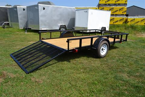2020 Carry-On Trailers 6x12 Utility Trailer PT 3K in Harrisburg, Pennsylvania - Photo 3