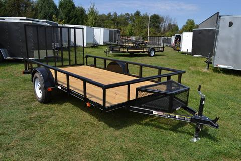 2020 Carry-On Trailers 6x12 Utility Trailer PT 3K in Harrisburg, Pennsylvania - Photo 9