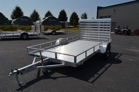 2020 Carry-On Trailers 6.5x12 AGA Aluminum Utility Trailer 3K in Harrisburg, Pennsylvania - Photo 1