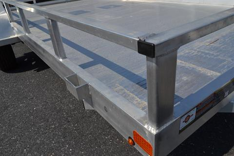 2020 Carry-On Trailers 6.5x12 AGA Aluminum Utility Trailer 3K in Harrisburg, Pennsylvania - Photo 4