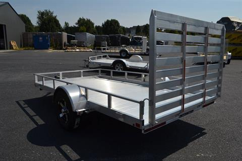 2020 Carry-On Trailers 6.5x12 AGA Aluminum Utility Trailer 3K in Harrisburg, Pennsylvania - Photo 8