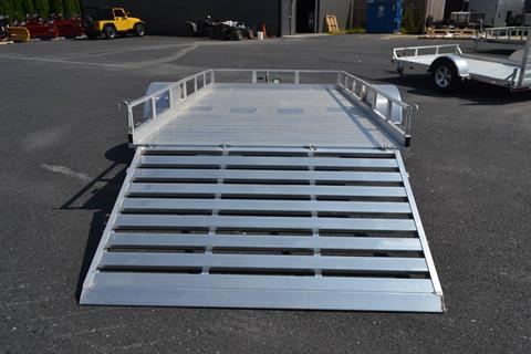 2020 Carry-On Trailers 6.5x12 AGA Aluminum Utility Trailer 3K in Harrisburg, Pennsylvania - Photo 10