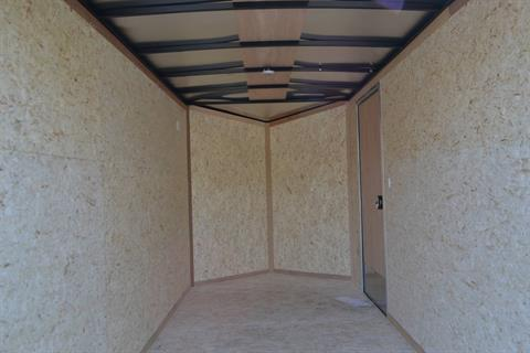 2020 Look Trailers 6X12 STDLX Cargo Trailer Double Door +6 in Harrisburg, Pennsylvania - Photo 8