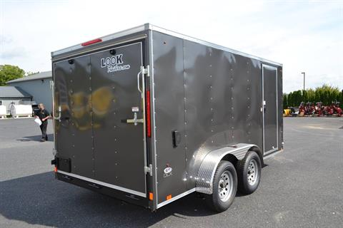 2020 Look Trailers 7X14 STDLX Cargo Trailer Ramp in Harrisburg, Pennsylvania - Photo 6